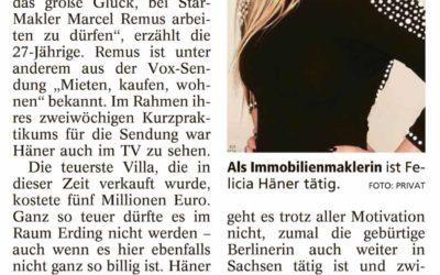 """Pressebericht """"Wirtschaft im Landkreis"""""""